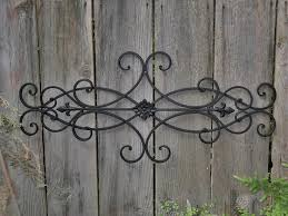 wall ideas design hardwood decorations outdoor iron wall