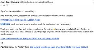 6 powerful copy tricks to write email sequences that convert
