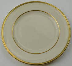 lenox china j34 pattern bread plate replacement china