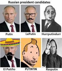 Putin Meme - dopl3r com memes russian president candidates putin leputin
