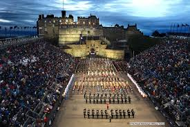 edinburgh military tattoo trossachs and stirling