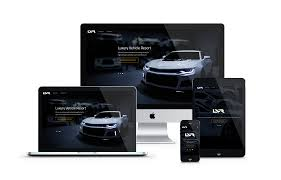 luxury vehicle resort working design