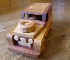 land rover wooden model builder trevor rhodes