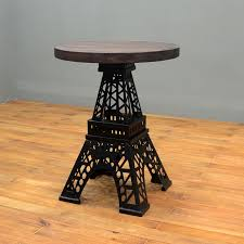 eiffel tower table american loft furniture wrought iron chair wrought iron eiffel