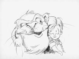 jasmine and walter makes me love the movie and miss bloom county