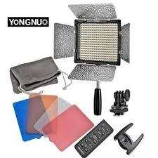 remote audio video lighting yongnuo yn 300ii yn300ii led video light lighting for dslr ir remote