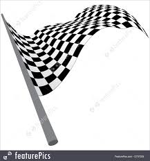 Checkered Flag Eps Flags Checkered Flags Stock Illustration I2737305 At Featurepics
