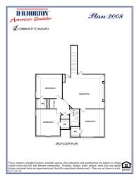 Dr Horton Floor Plans Texas Hgtv Dream Home 2008 Floor Plan On D R Horton Texas Floor Plans