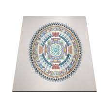 indian spiritual mandala vinyl wall art sticker revolution