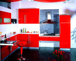 bathroom appealing red kitchen cabinets ideas idea cabinet pulls