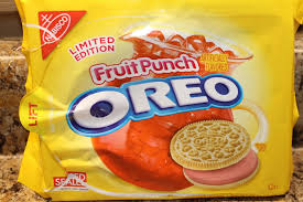 fruit punch oreo review youtube