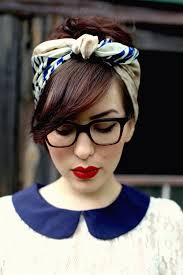 geek hairstyles hairstyle 25 cool hairstyles with headbands for girls hare en gesig