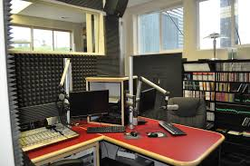 Building A Recording Studio Desk by Studios And Offices Archive 830 Am Ksdp U2013 Sand Point Ak