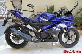 yamaha yzf r15 brief about model