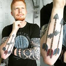 75 best arrow tattoo designs u0026 meanings good choice for 2017