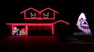 Christmas Light Pictures Slipknot Christmas Lights 2015 Youtube