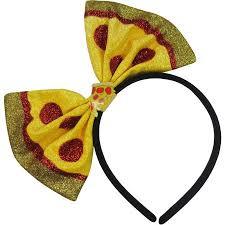 Pizza Halloween Costume Pizza Headband Halloween Costume Accessory Walmart