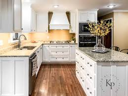best true white for kitchen cabinets kitchen cabinets in sherwin williams dover white painted