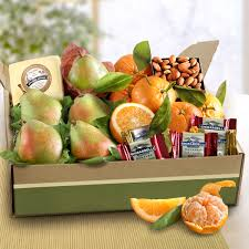 california gifts christmas fruit gift box from california gift baskets