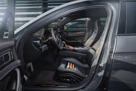 porsche hatchback interior new techart panamera grand gt looks like 911 widebody