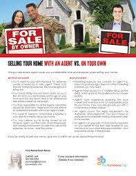 farm selling your home with an agent vs on your own first