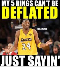 Just Sayin Meme - my5 rings can t be deflated akers 724 just sayin meme on me me
