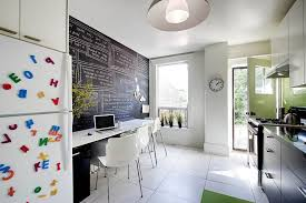 chalkboard ideas for kitchen chalkboard paint ideas kitchen kitchen contemporary with breakfast