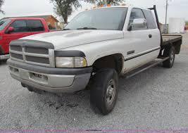 1995 dodge ram 2500 1995 dodge ram 2500 st flatbed truck item g4337 sold no