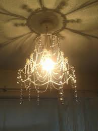How To Make Crystal Chandelier Best 25 Homemade Chandelier Ideas On Pinterest Outdoor