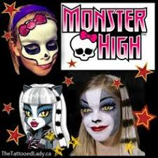 monster high makeup purrsephone meowlody video youtu be