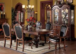 replacement dining room chairs modern formal dining room luxurious brown leather seat chair brown