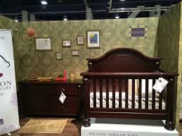 Million Dollar Baby Classic Ashbury 4 In 1 Convertible Crib by The New Strathmore Collection From Milliondollarbaby Is Classic