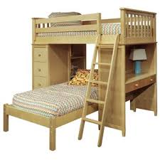 Bunk Bed Without Bottom Bunk L Shaped Bunk Beds You Ll Wayfair