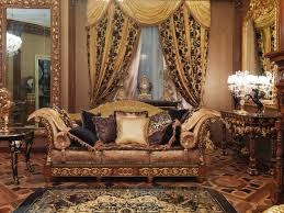 Empire Style High End Sofa Handmade In Europe - Empire style interior design