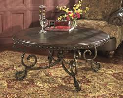 Buy Ashley Furniture T382 8 Rafferty Round Cocktail Table