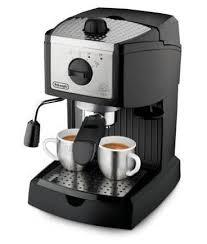 Comfort Temp Delonghi Delonghi Ec155 Espresso Machine Seattle Coffee Gear