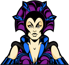 Teela And Evil Lyn - evil lyn from masters of the universe on behance