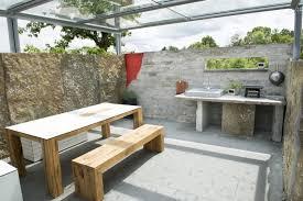 amenagement cuisine d ete aménagement d une cuisine d été ouverte 35 ères de l organiser
