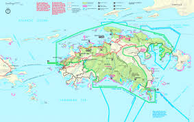 St Martin Map Cruise Ship Port St Maarten Location Line S Numbered Lists