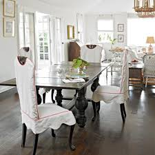 Dining Room Armchair Slipcovers 7 Charming Florida Beach Houses Dining Chair Slipcovers Chair