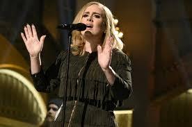 Saturday Night Live Thanksgiving Dinner Saturday Night Live U0027 Adele Sings U0027hello U0027 And U0027when We Were Young