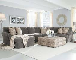 Grey Slipcover Chair Best 25 Sectional Couch Cover Ideas On Pinterest Tall End