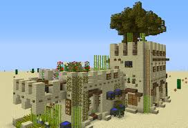 Floor Plans Minecraft Medieval Desert House 2 Grabcraft Your Number One Source For