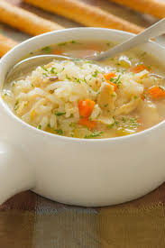 7 simple leftover chicken recipes lemon chicken rice soup