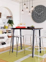 Acrylic Bar Table Breakfast Nook With Small Bar Table And Clear Modern Acrylic Bar