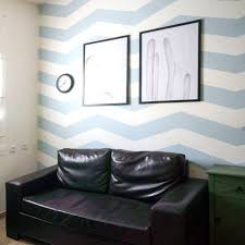 Diy Bedroom Accent Wall Tv Wall Diy Faux Wallpaper Home Decor Accent Wall Project On A