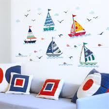 100 boat home decor amazon com art shower curtain