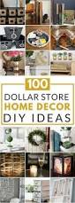 Home Decoring Diy Dollar Store Home Decorating Projects Dollar Stores