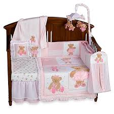 Ballerina Crib Bedding Line Twirling Around Crib Bedding And Accessories Bed Bath