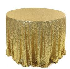 table linens for rent table linens sequin gold white and silver for rent only make